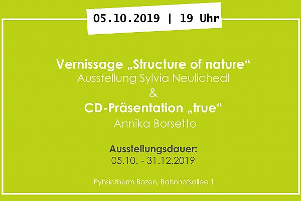 Vernissage & CD Präsentation